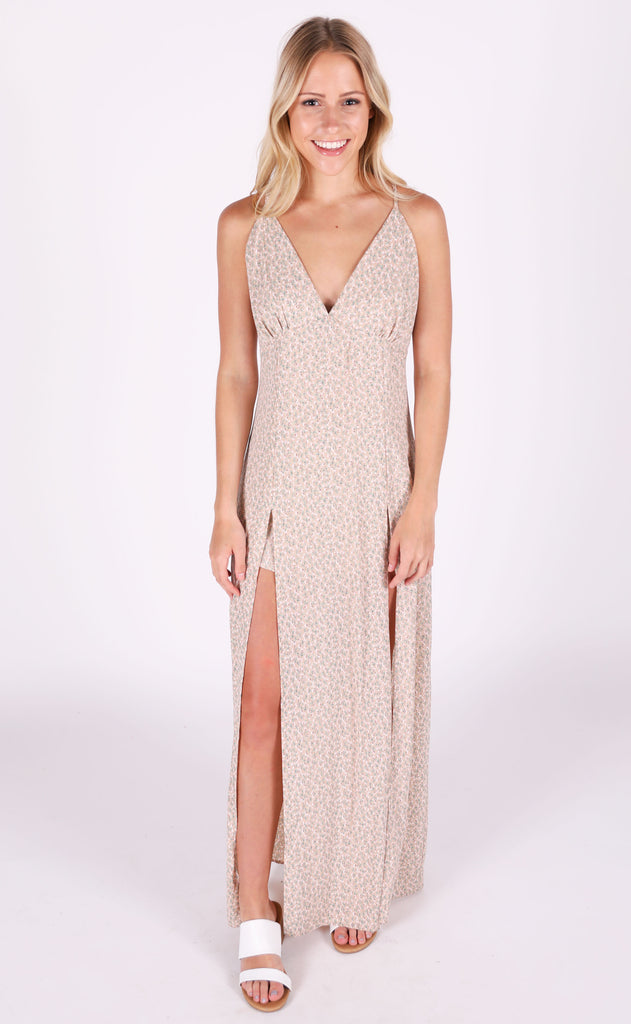 spring breeze maxi dress