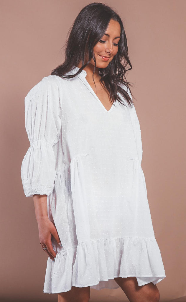 soak up the sun tunic