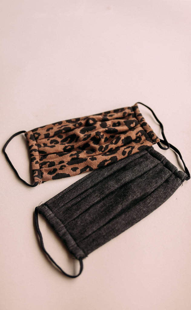 z supply: leopard mask pack - french roast/black