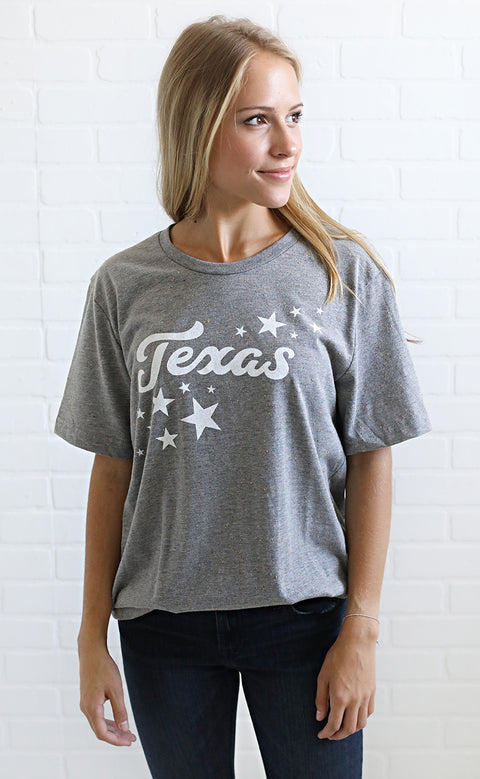 charlie southern: state star t shirt - texas