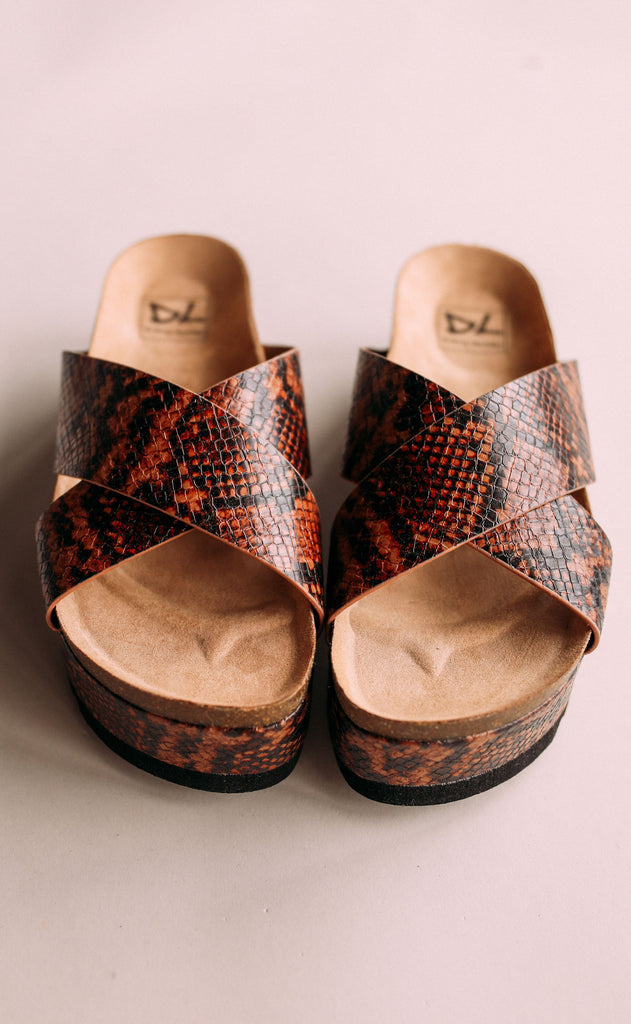 dirty laundry: push it platform - brown snake