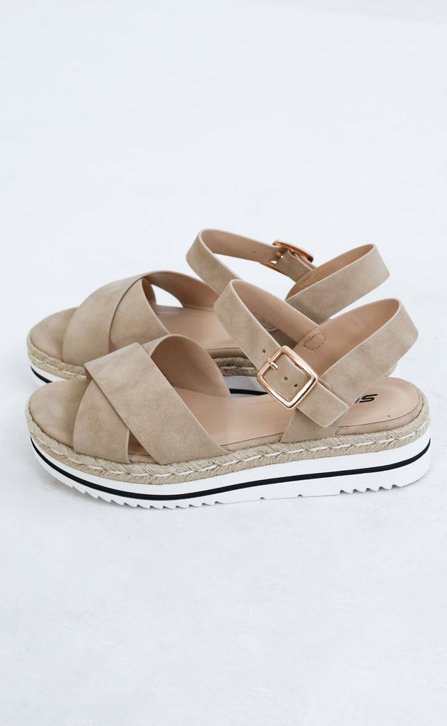 casual cool platform sandals