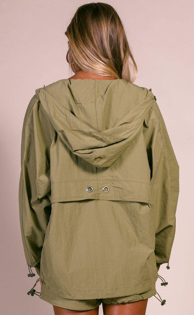pistola: willa windbreaker jacket
