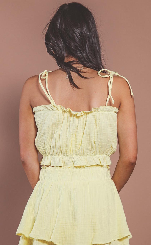 show me your mumu: keen crop - lemon