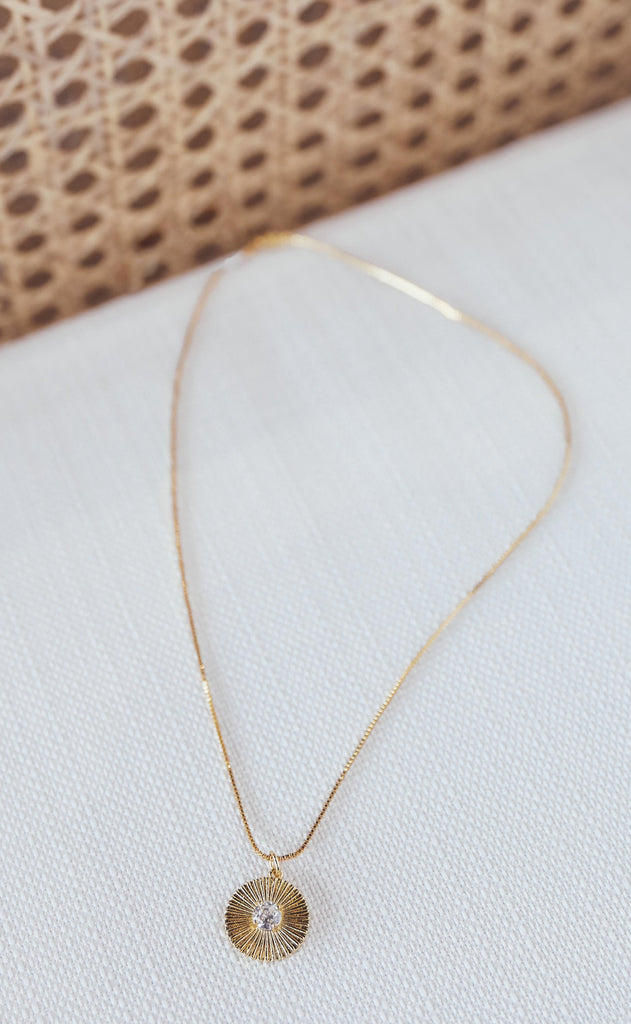 bracha: haven necklace