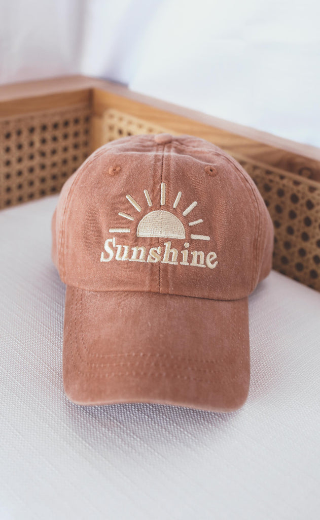 jo johnson: sunshine hat