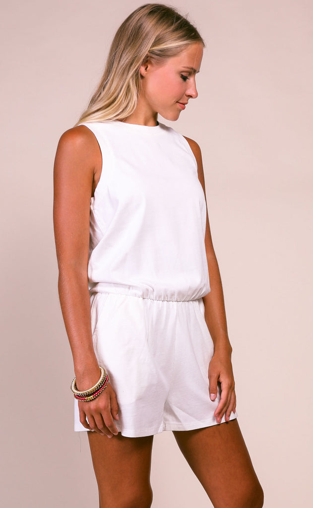 matchmaker two piece set - white