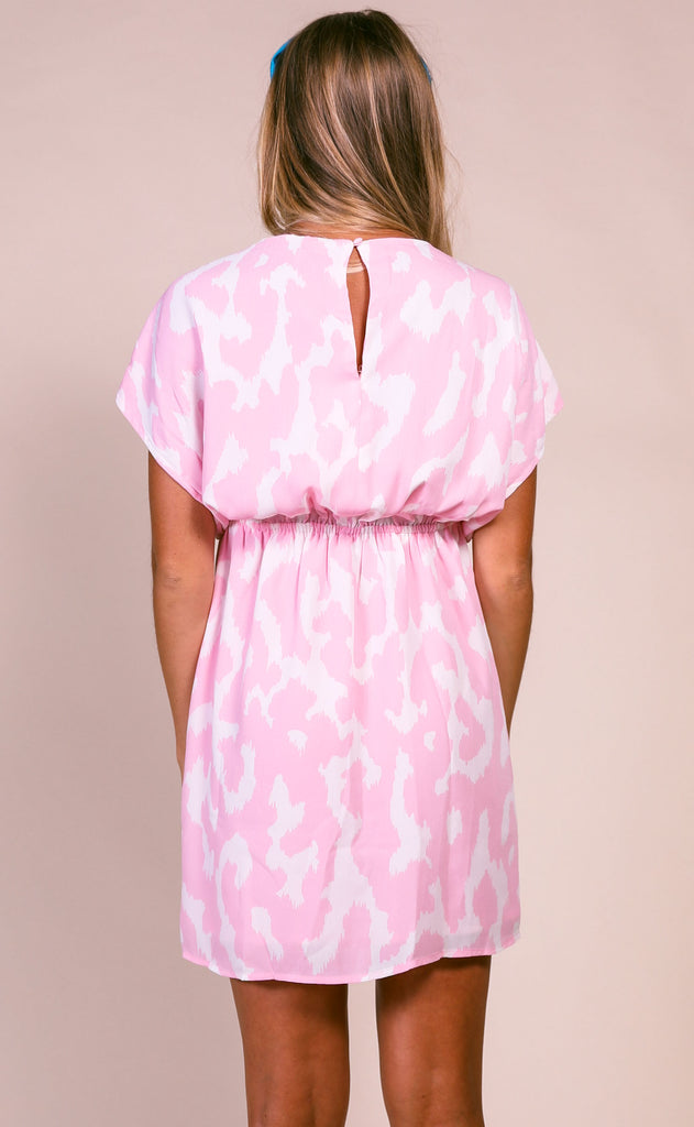 buddy love: amy dress - abstract