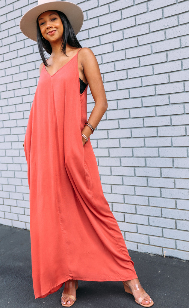 gone global maxi dress - fiesta