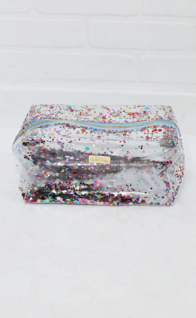 packed party: cosmetic bag - multi