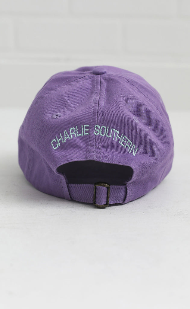 charlie southern: fay, ar hat - purple