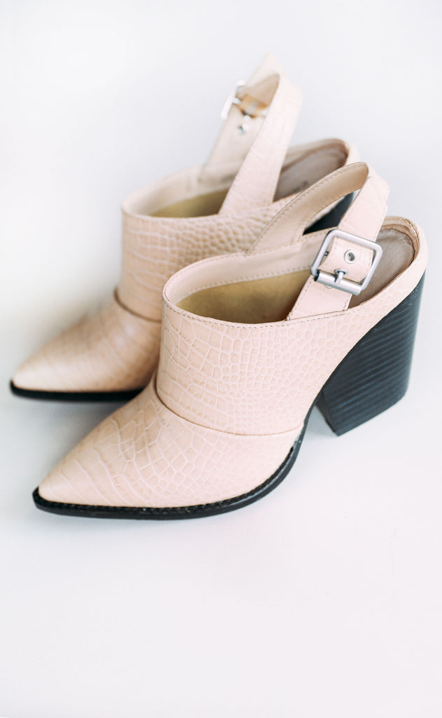 chinese laundry: tilani bootie