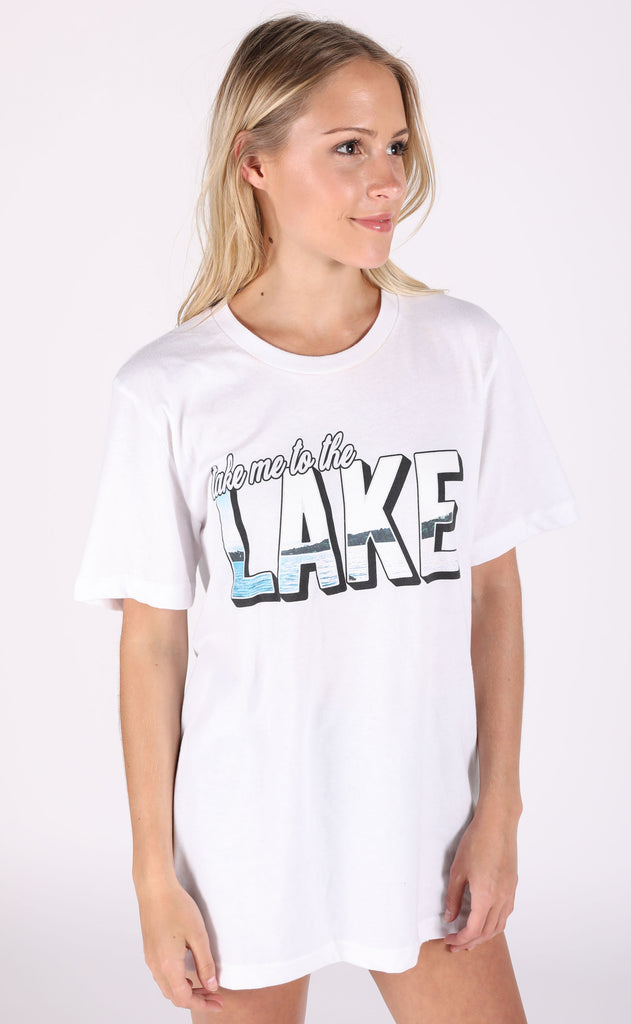 charlie southern: take me to the lake t shirt