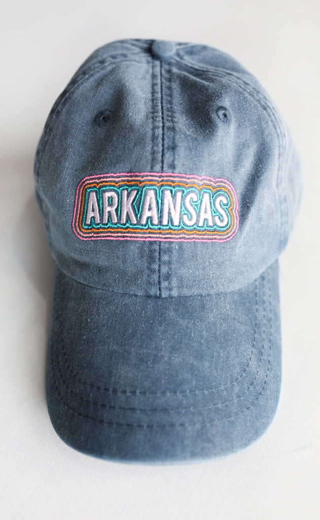 charlie southern: rainbow hat - arkansas