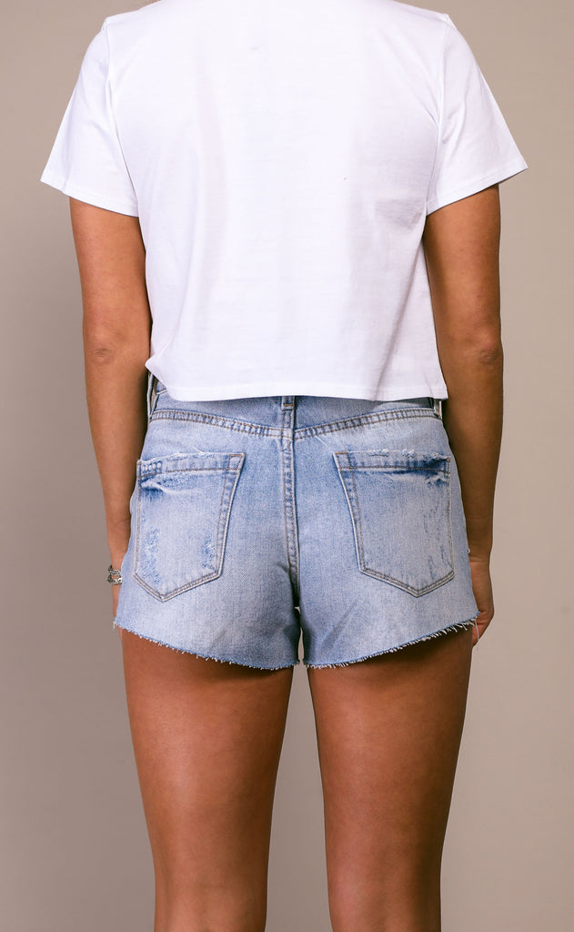 blank: barrow shorts - stupid in love