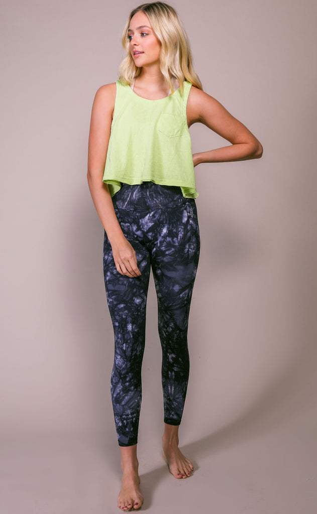 free people movement: ibiza tank - keylime