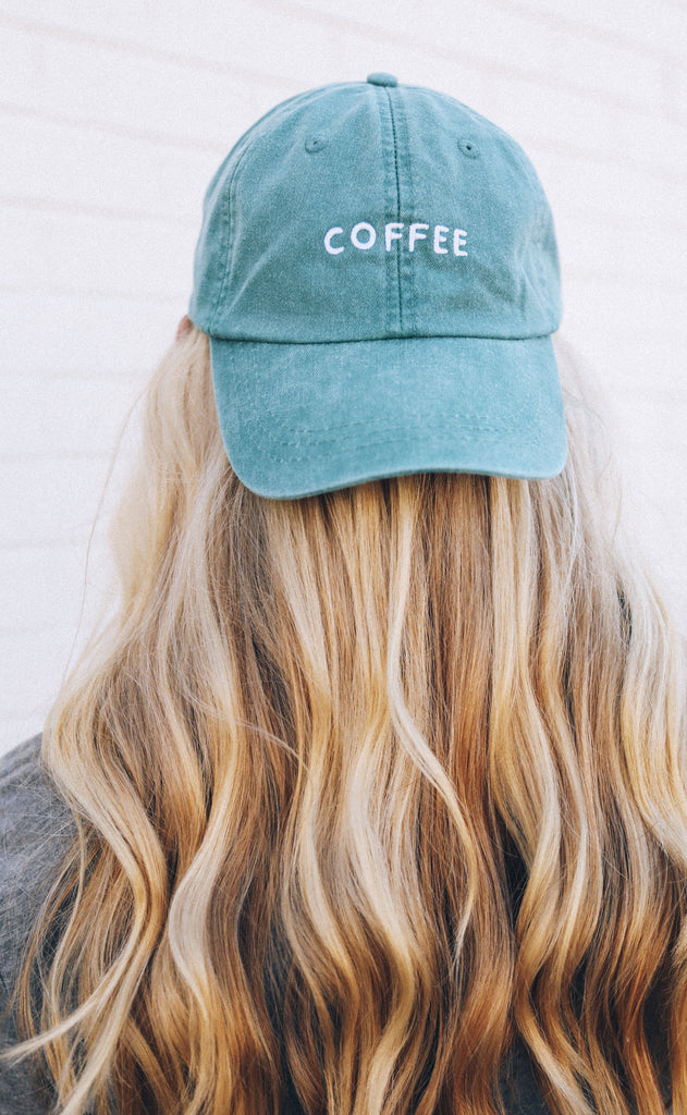 friday + saturday: coffee hat