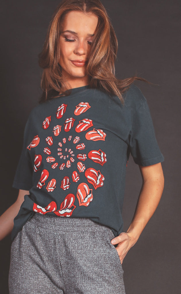 daydreamer: rolling stones bigger bang weekend tee