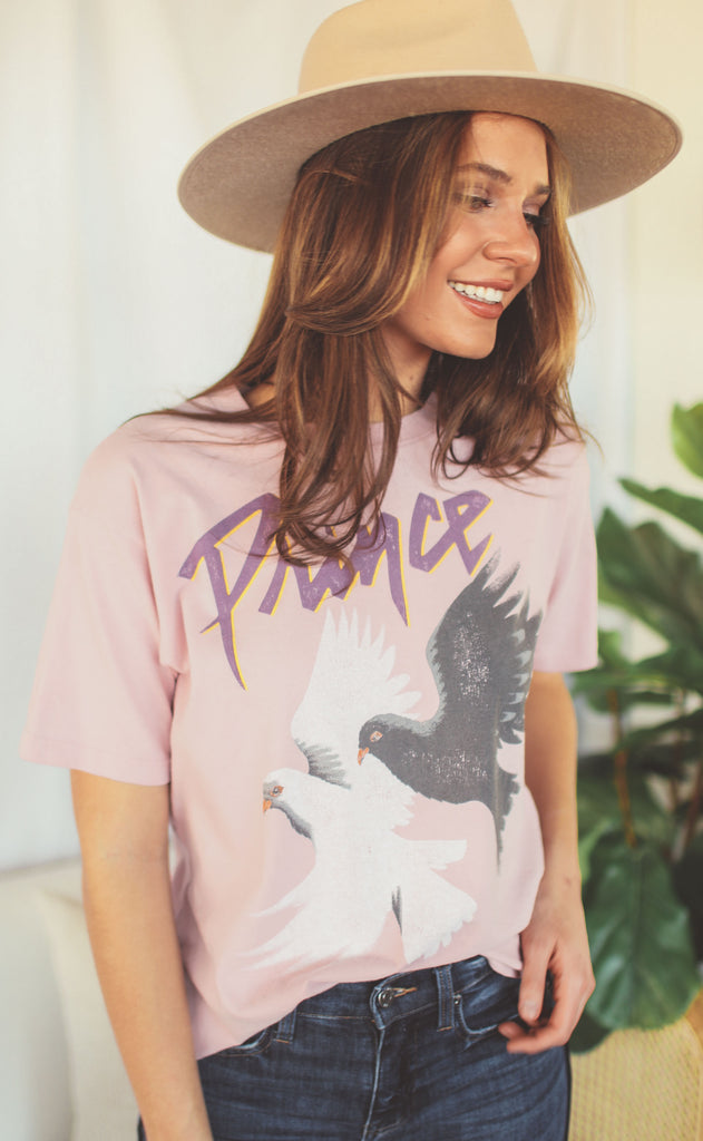 daydreamer: prince and the revolution weekend tee