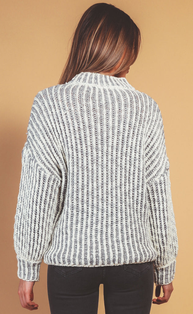 keep it knitty chunky sweater