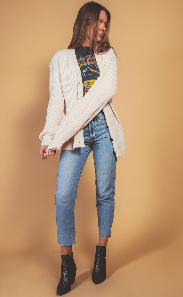 boyfriend weekend cardigan