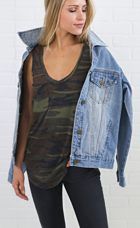 z supply: the pocket tank - camo