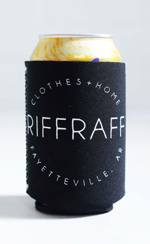 riffraff drink sleeve - black