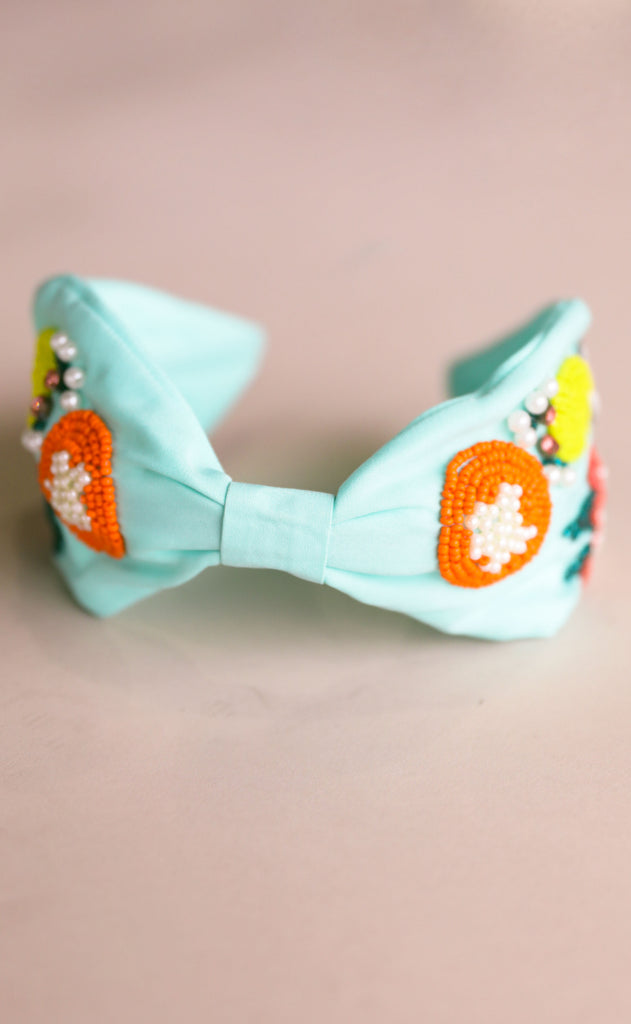 treasure jewels: tutti frutti headband