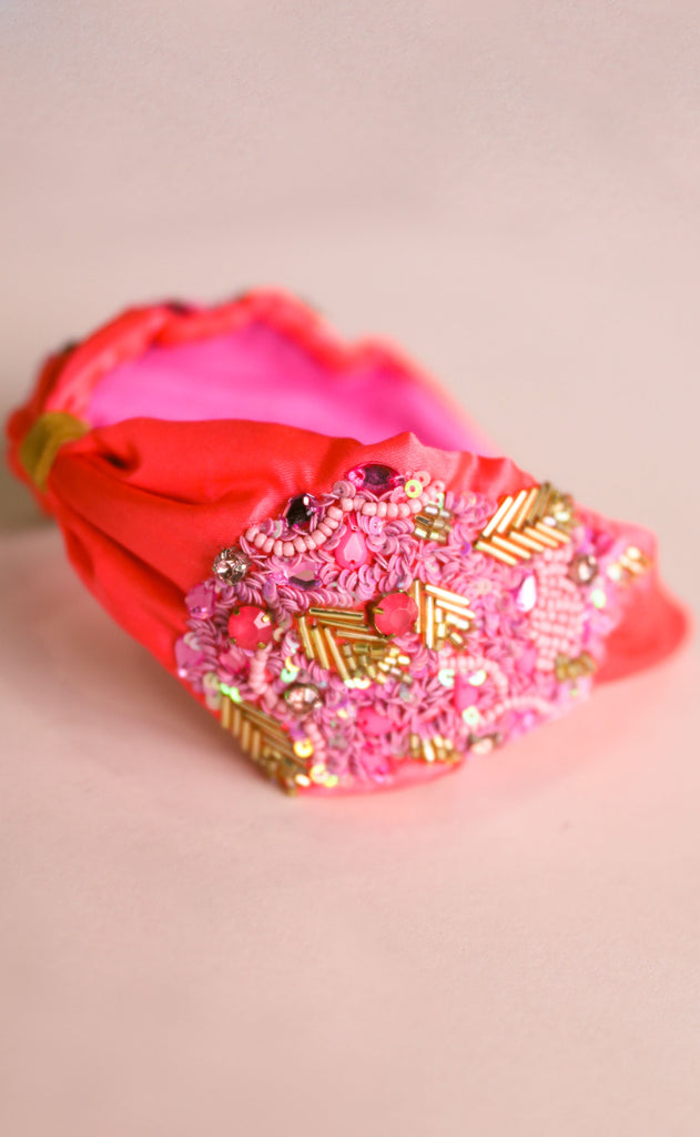 treasure jewels: garden headband