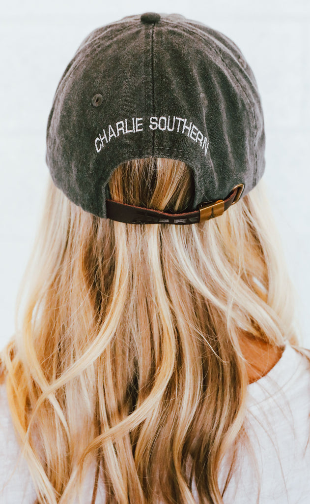 charlie southern: go fight win hat