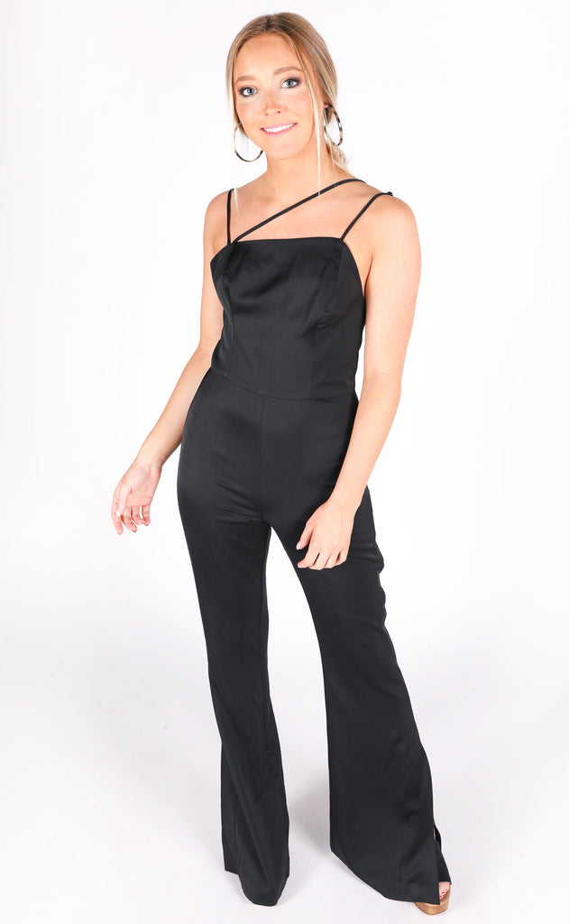 fletch: isla asymmetric jumpsuit