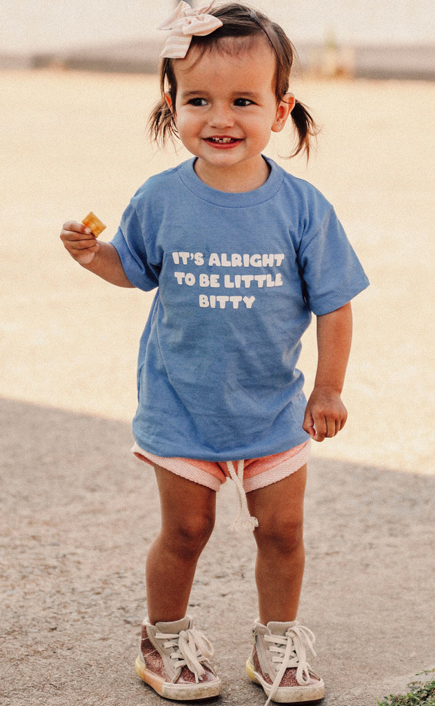 charlie southern: little bitty toddler tee
