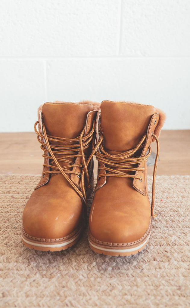 dirty laundry: altitude boots