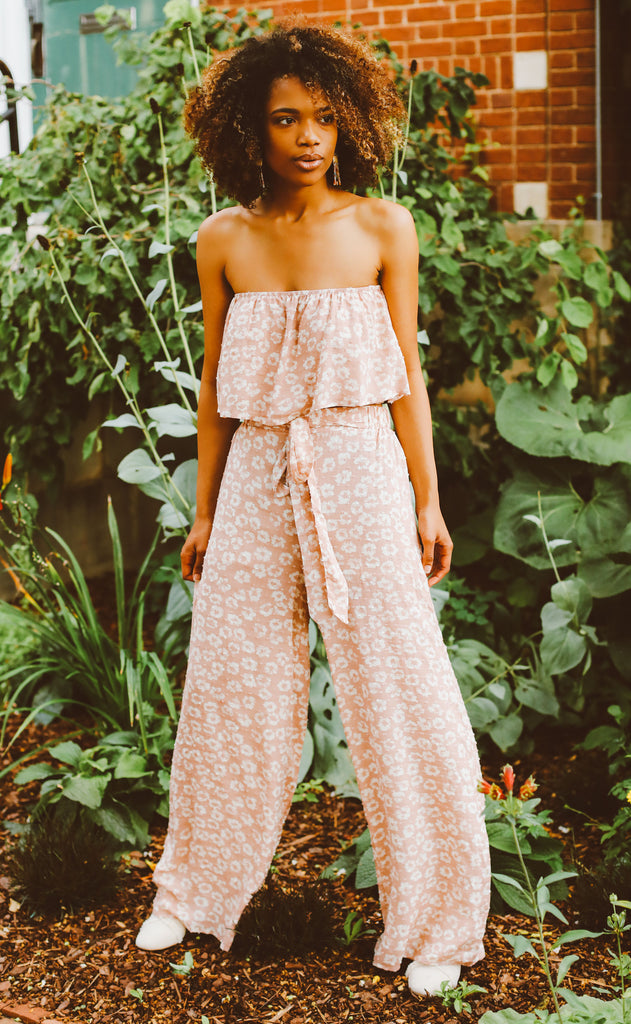 best buds two piece set - blush