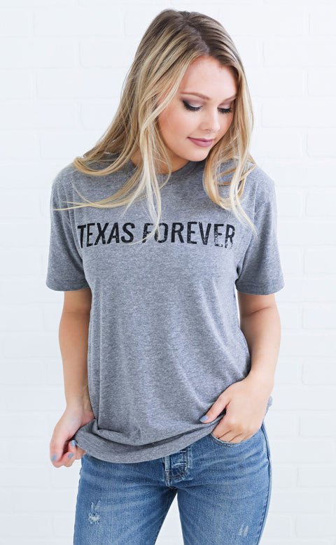 charlie southern: texas forever t shirt