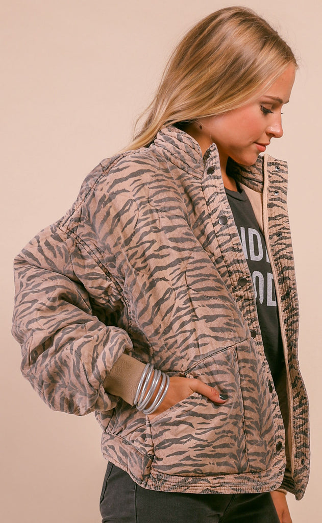blank nyc: on the prowl jacket