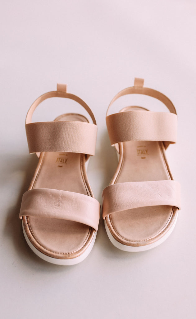 seychelles: companion leather sandal