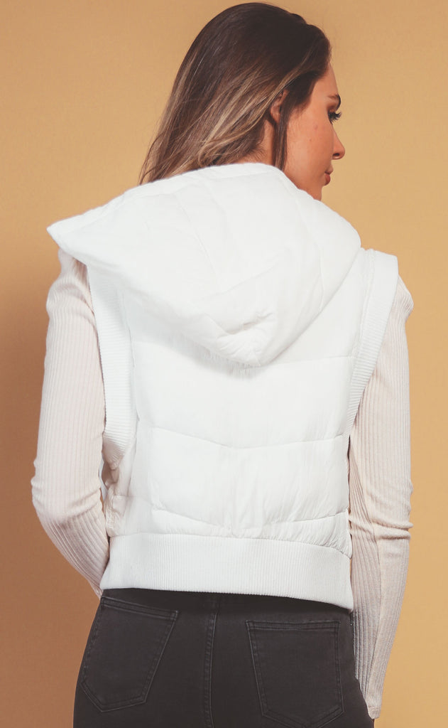 free people movement: nature seeker puffer vest