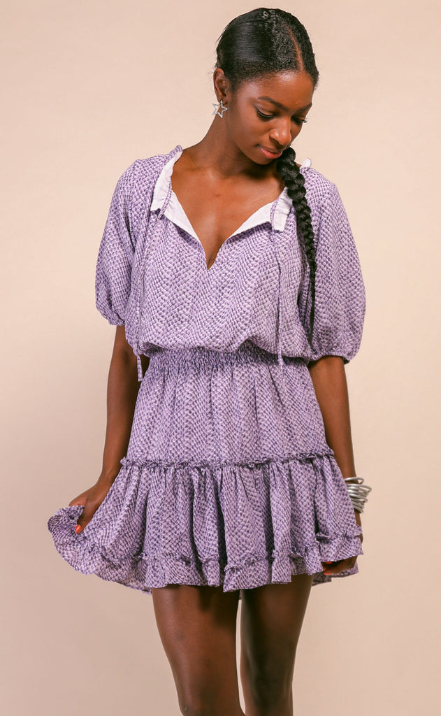 buddy love: ray dress - iris