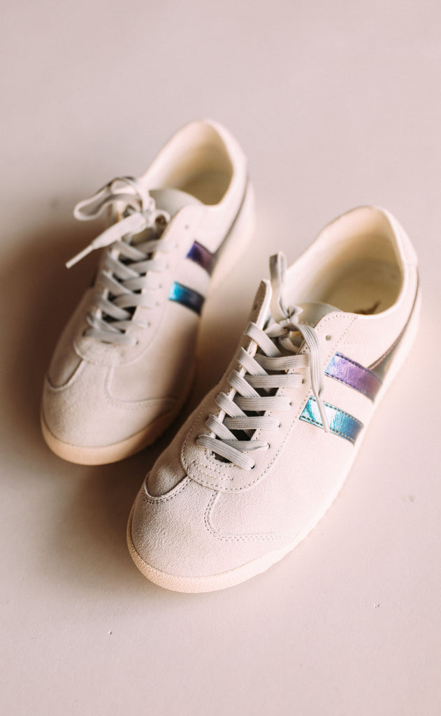 gola: bullet flash - off white/multi