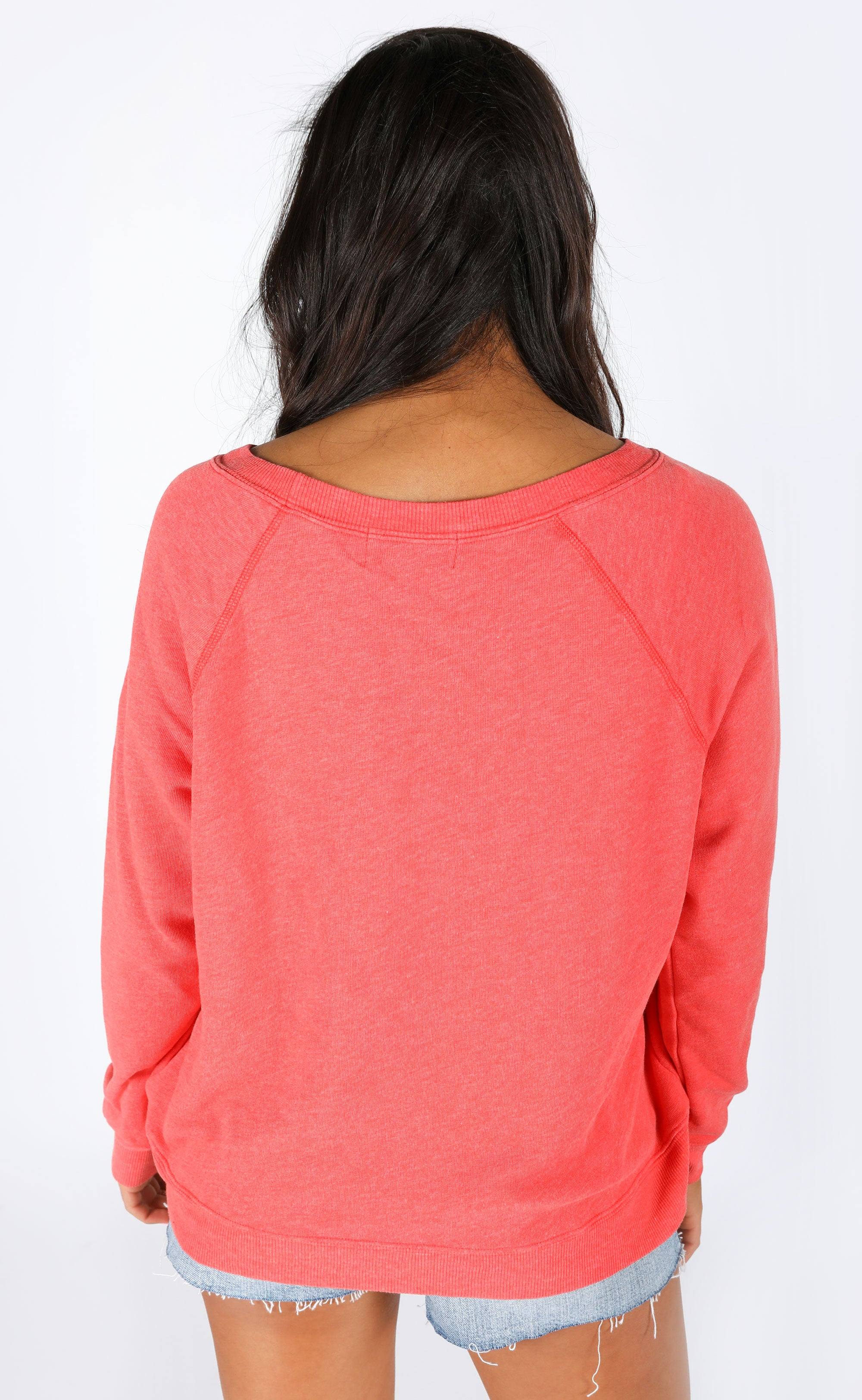wildfox: sommers sweater - u.s.a is a-okay