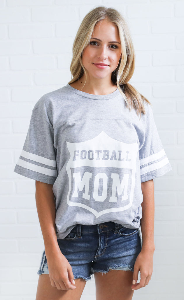 charlie southern: football mom jersey
