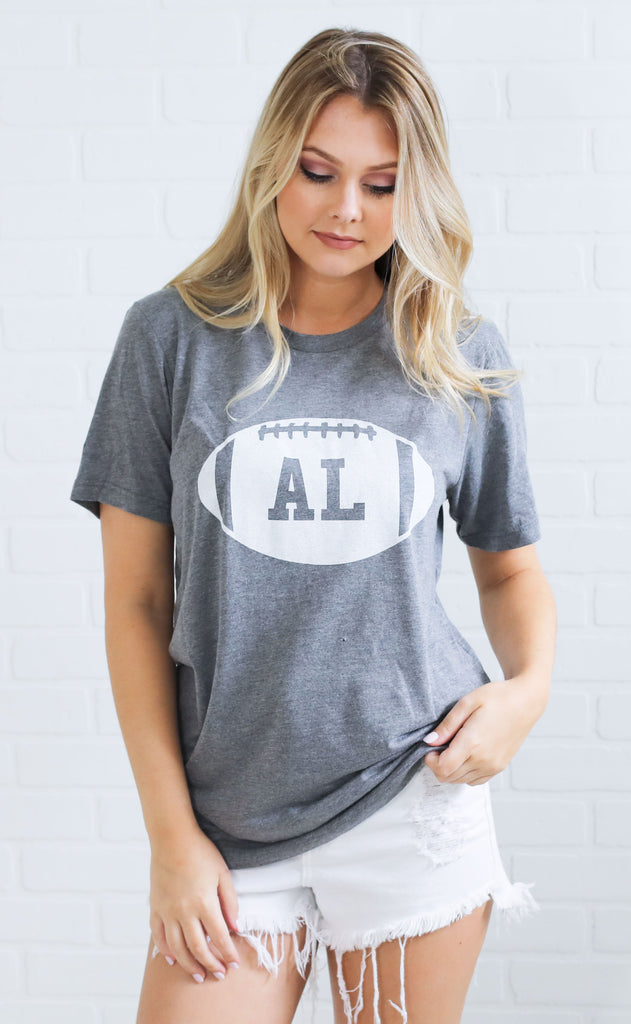 charlie southern: alabama state football t shirt