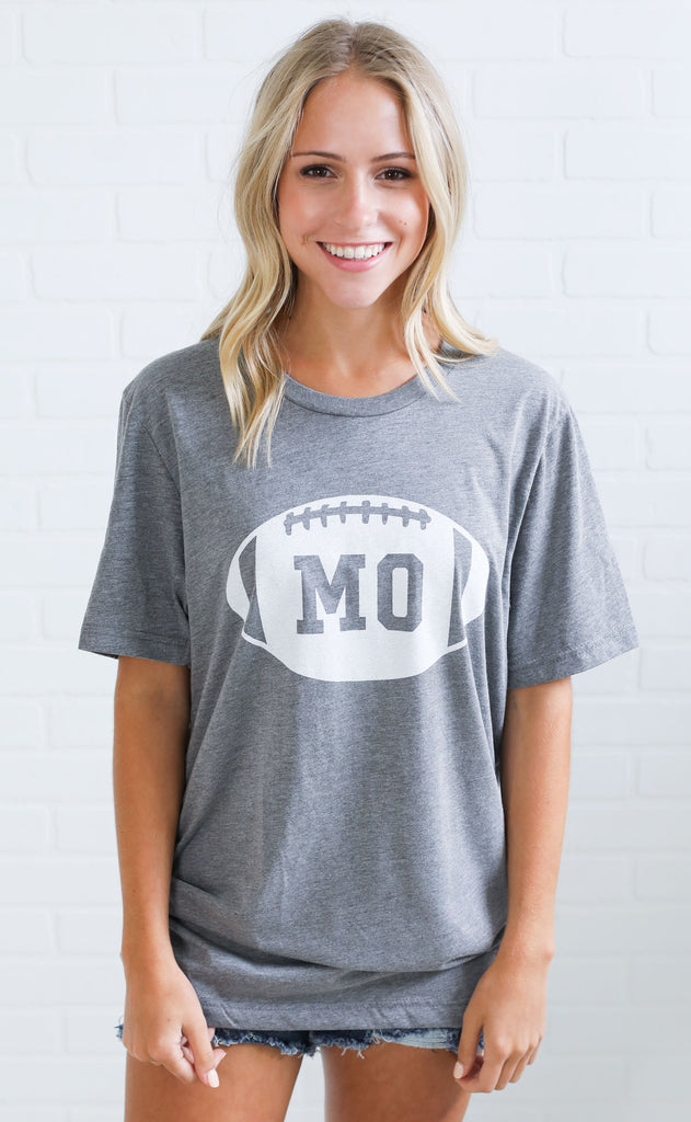 charlie southern: missouri state football t shirt