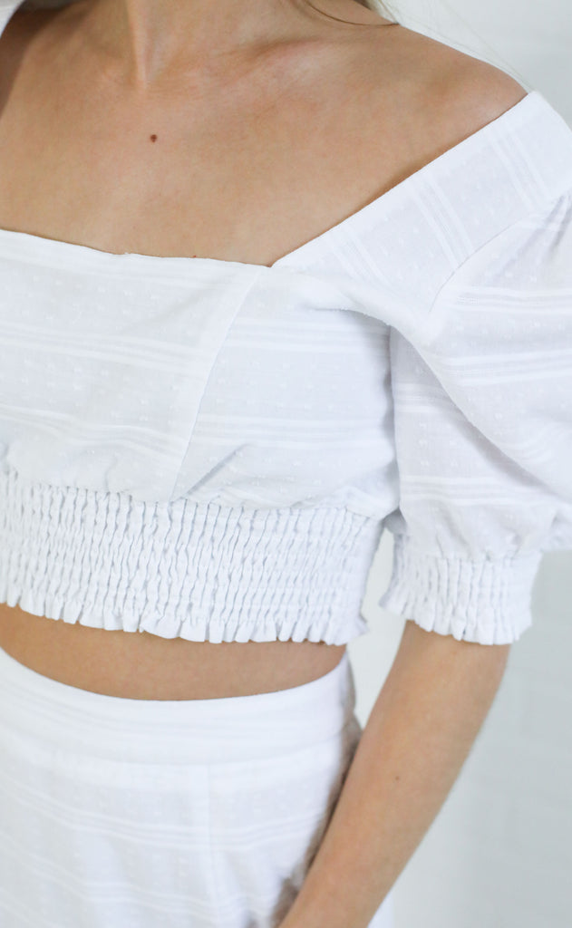 naples crop top