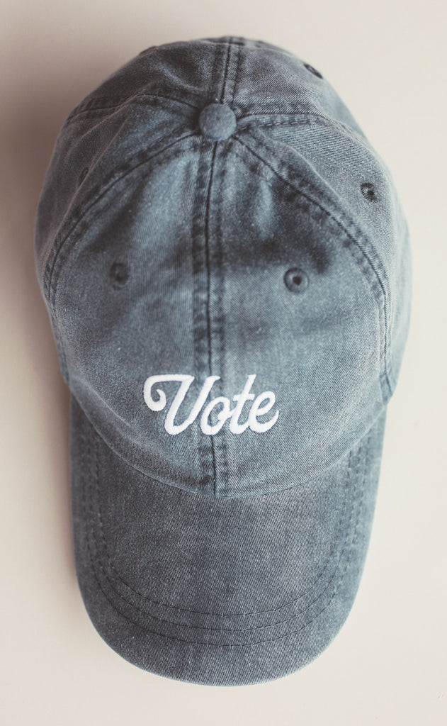 charlie southern: vote hat - blue