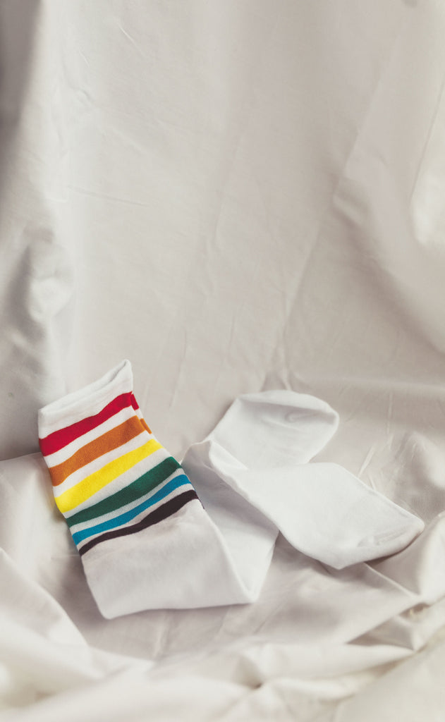 thea rainbow socks