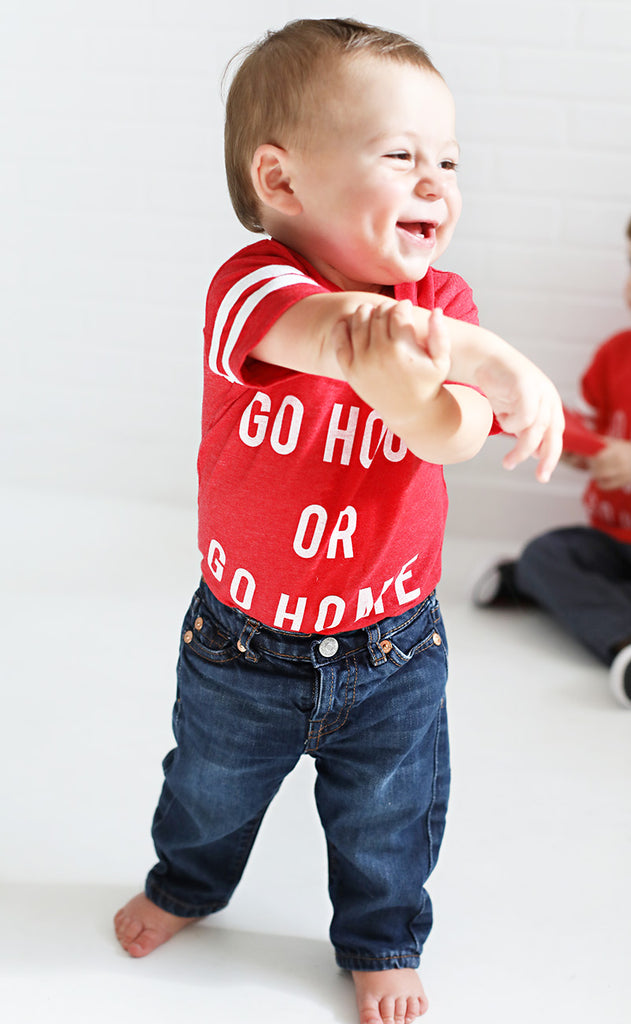 go hogs or go home onesie
