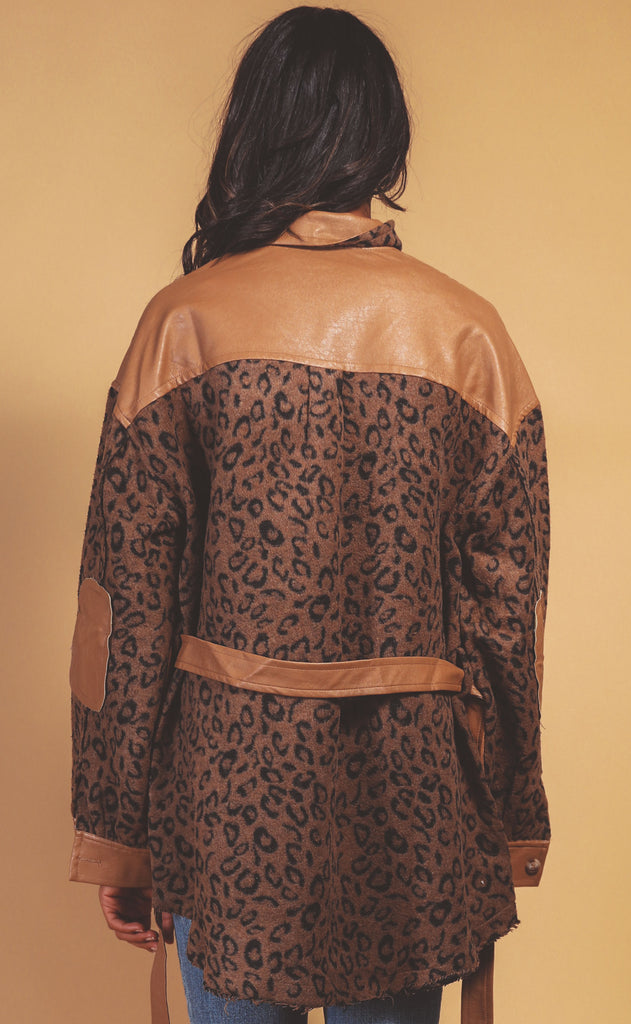 on the hunt safari jacket
