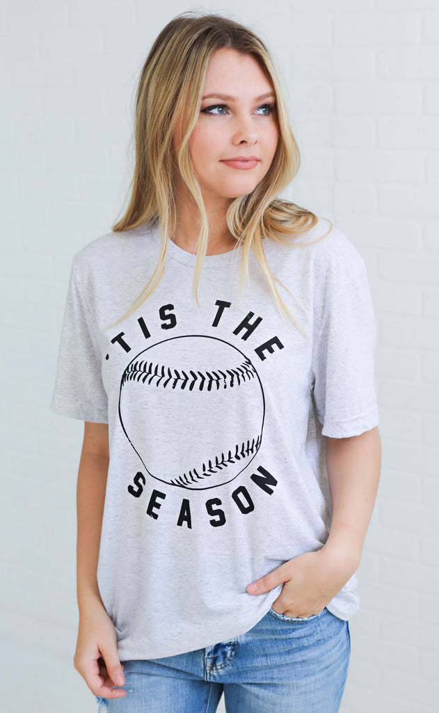 charlie southern: tis the season t shirt - baseball